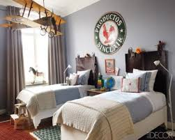 kids bedrooms for two. Interesting Kids Cozy Boys Bedroom For Two Kids With Vintage Decor Elements Iu0027m Loving That  Airplane Bedrooms E