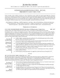Executive Resume Template Human Resources Executive Director Resume ...
