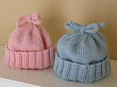 Free Knitting Patterns For Baby Hats Gorgeous Free Hat Knitting Patterns KNIT ONE PURL ONE Pinterest Baby