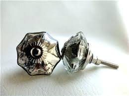 mercury glass cabinet knobs silver drawer pulls antique style vintage silver mercury glass cabinet knobs drawer