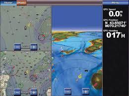 Chart Plotting In The Digital World Sail Magazine