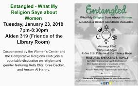 entangled what my religion says about women a religion and gender roundtable discussion