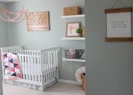 Evie\u0027s Rustic Glam Nursery - Project Nursery