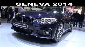 Sport Series 2015 bmw 435i gran coupe : 2015 BMW 435i Gran Coupe M Sport exterior / interior - Geneva 2014 ...