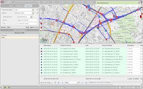 Спутниковый мониторинг транспорта Википедия Интерфейс одной из систем спутникового мониторинга транспорта