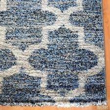 moroccan blue rug uk