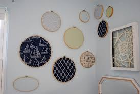 easy diy wall art kids room decor
