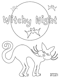 Small Picture Halloween Coloring Sheets Free Printable Halloween Coloring Pages