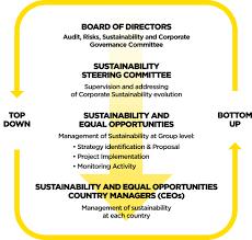 Organisational Structure