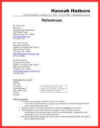 Apa Resume Template Good Resume Format