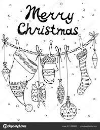 25 Ontwerp Kerst Tekeningen Zwart Wit Kleurplaat Mandala