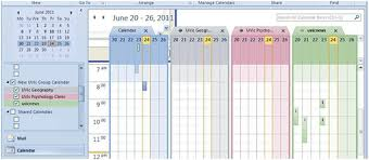 Group Scheduler Create A Group Schedule Outlook 2010 And 2013 University