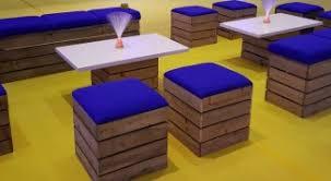 images of pallet furniture. Bespoke Pallet Cube Seat · Furniture Blue Tops Images Of