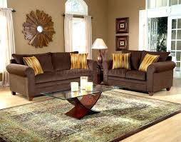 brown living room decor impressive living room decorating ideas with dark brown sofa image dark brown