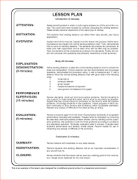 sample lesson plan outline www bookletemplate org wp content uploads 2016 06