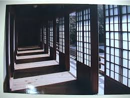 corridor with shoji on both sides