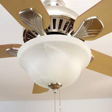 ceiling fan light kit globe install