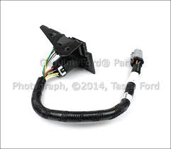 new oem 4 pin amp 7 pin trailer tow wire wiring harness kit 2002 new oem 4 pin amp 7 pin trailer tow wire wiring harness kit 2002 04 ford f250 f350