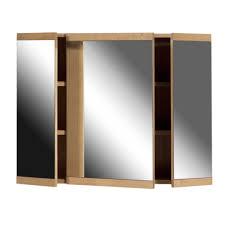 Recessed Bathroom Mirror Cabinets Bathroom Stunning Mirror Bathroom Cabinet With Lights And