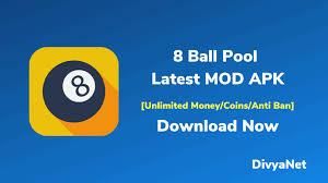 8 ball pool mod apk v5 5 5 unlimited