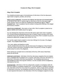 Editable Complaint Letters For Poor Service Pdf Fillable