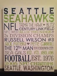 Small Picture 39 best Hawks Home Decor images on Pinterest Seattle seahawks