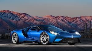 Ford GT supercar (2017) review by CAR Magazine