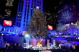 When Is Rockefeller Christmas Tree Lighting 2018 How To Watch And Stream The 2018 Rockefeller Center