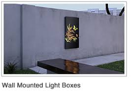 Small Picture Wall Lights Design exterior wall mounted light box in electrical