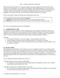 Lead Ins For Quotes How to Integrate Quotes in Literary Analysis 80