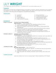 Samples Of Resumes Impressive Sample For Resumes Canreklonecco