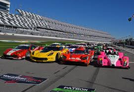 Sports Car Action Begins To Heat Up At Daytona Racingnation Com