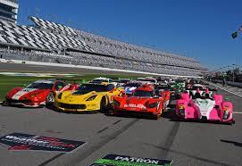 Sports Car Action Begins To Heat Up At Daytona Racingnation Com