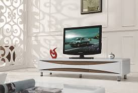 Lcd Tv Furniture Drawing Room living room furniture glass tv units white  gloss designs - buy