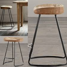 Retro Kitchen Bar Stools Kitchen Room Vintage Retro Bar Stools With Black Legs For Modern