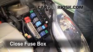 replace a fuse 2004 2009 toyota prius 2005 toyota prius 1 5l 4 cyl 2008 toyota prius cigarette lighter fuse location at 2006 Prius Fuse Box