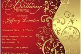 60th Wedding Anniversary Invitations Free Templates 60th Birthday