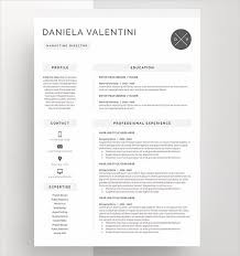 Unique Resume Inspiration Unique Resumes Free PSD WORD PDF Document Download Free