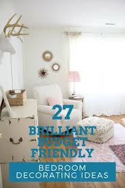 bedroom decor ideas on a budget. 27 brilliant budget friendly bedroom decorating ideas decor on a s