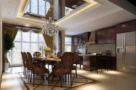 50 Stylish and elegant dining room ceiling design ideas in modern homes ...