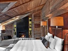Swiss Chalet Decor Swiss Alpine Luxury At The Alpina Gstaad Hotel Idesignarch