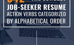 Verbs To Use On Resume Can I Add Volunteer Work To My Resume