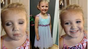 recital makeup for kids toddler se makeup