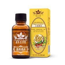Esho, <b>Natural</b> Body Massage <b>Ginger</b> Essential Oil, <b>30ml</b> - Walmart.com