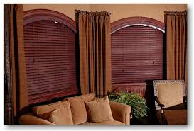 Stock And Custom Window Treatments For Arches Eyebrows Circles Semi Circle Window Blinds