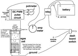 hydrogen booster wiring diagram