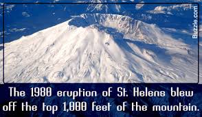 「1980–Mount St. Helens erupted」の画像検索結果