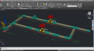 Autocad Piping Design When To Analysis Piping System Oilandgasclub Com