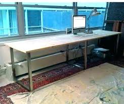 extra long office desk. Long Desk Extra Office