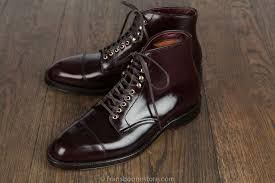 Alden Shoe Size Chart Nail Your Alden Sizing A Styleforum Reference